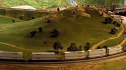 Sbicca's San Diego | Tehachapi Pass at the San Diego Model Railroad Museum - YouTube