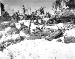 Scarlet Beach Peleliu | 25 best Marines 1st Division, Guadalcanal images on Pinterest ...