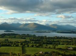 Scenic Loch Drive on B829 The Central Highlands | Loch Lomond Visitor Guide, Hotels, Holiday Cottages, Travel ...