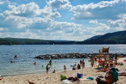 Seagrove Park Del Mar | Deep Creek Lake State Park, This popular state park boasts one ...