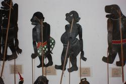 Shadow Puppet Museum Nakhon Si Thammarat | Playing With Puppets…