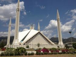 Shah Faisal Mosque Islamabad & Rawalpindi | Faisal Mosque Photo, Islamabad. Picture of Faisal Masjid | Native ...