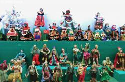 Shankar's International Dolls Museum Delhi | Pixelated Memories: Shankar's International Doll Museum, Delhi
