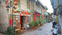 Shennong Street Tainan | Top 5 Places To Immerse Yourself In The Historical Tainan City ...