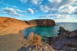 Siam Park Canary Islands | Picture of the Day: Playa de Papagayo, Canary Islands, Spain ...