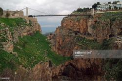 Sidi M'Cid Bridge Constantine | Algeria - Constantine: Sidi M'Cid bridge Pictures | Getty Images