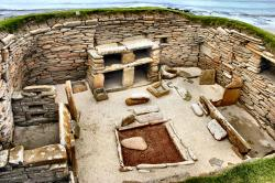 Skara Brae West & North Mainland | Skara Brae is a large stone-built Neolithic settlement, located on ...