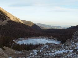 Skull Point Mile Gully & Around | Hiking Rocky Mountain National Park: 2014