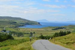 Skye Skyns The Northern Highlands and the Western Isles | Location - Isle of Skye Holiday Cottage Rental