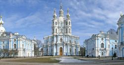Smolny Cathedral St Petersburg   A Guide to Architecture in St Petersburg - The Corinthia Insider