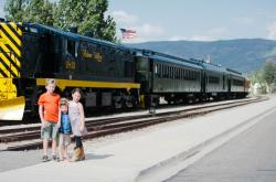Soldier Hollow Park City and the Southern Wasatch | Heber Valley Railroad | Heber Creeper | Field Trippin' | The Salt ...