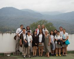 Sor Hong Daeng Ban Chiang Weaving Group Ban Chiang | ChiangMai Daily Photo With Mary: Field Trip to Chiang Mai ...