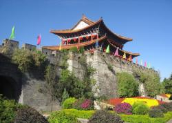 South Gate and City Walls The Silk Road | Southwest China: Yunnan's mountains & minorities | Audley Travel