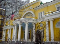 Spaso House Moscow | The Thing