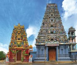 Sri Muthu Vinayagar Swamy Kovil Colombo | The Kovils of Captain's Garden - Explore Sri Lanka - Once ...