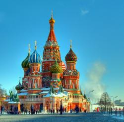 St. Basil's Cathedral Moscow | Grand photos of St. Basil's Cathedral in Moscow, Russia : Places ...