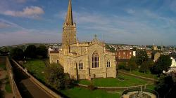 St Columb's Cathedral Derry (Londonderry) | St Columbs Cathedral | Londonderry - YouTube