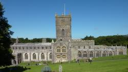 St. David's Cathedral South Wales | St Davids: holiday cottages, hotels, camping & things to do