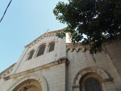 St Joseph's Church Nazareth | Is St. Joseph Church, Nazareth Israel is the home of the Holy ...