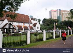 St Mary's Anglican Cathedral Kuala Lumpur | St. Mary's Cathedral, Kuala Lumpur, Malaysia Stock Photo, Royalty ...