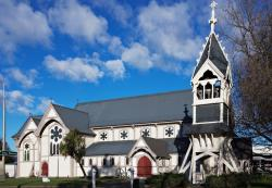St. Michael and All Angels Anglican Church Christchurch and Canterbury | Panoramio - Photo of St Michael & All Angels Anglican Church ...