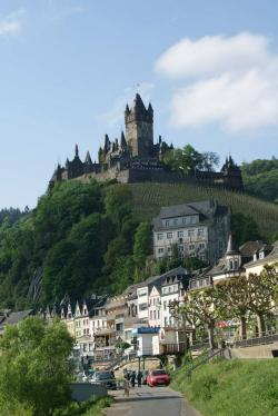 St. Nicholas Gate The Moselle Valley | TRAVEL BROADENS THE MIND: Germany - Moselle Valley - Trier