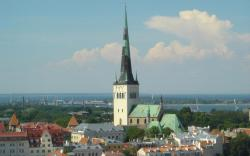 St Olaf's Church Tallinn | Estonia - Paradise of the North: Churches of Tallinn