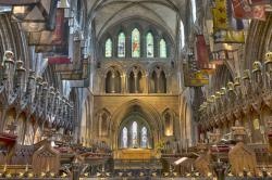 St Patrick's Cathedral Dublin | The Top 3 Most Beautiful Cathedrals Built in Honor of St Patrick ...