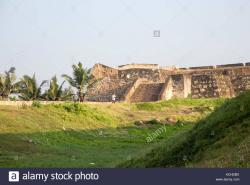 Star Bastion Galle | Historic walls of the fort, Star Bastion, Galle, Sri Lanka, Asia ...