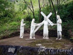 Stations of the Cross Camiguin | Walkway to the Old Volcano and Stations of the Cross, Camiguin ...