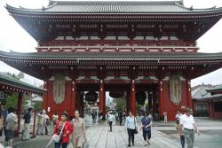 Statue of Liberty Tokyo | SENSOJI TEMPLE 淺草寺 (thrice in the net) | lvyoule