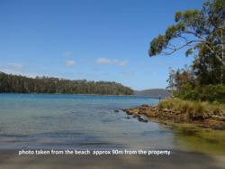 Stewarts Beach Port Arthur | Stewarts Bay Lodge, PORT ARTHUR, Port Arthur, TAS 7182 - SOLD