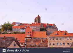 Stiftskirche St. Servatius Saxony, Saxony-Anhalt and Thuringia | St Servatius Stock Photos & St Servatius Stock Images - Alamy