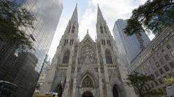 Strivers' Row New York City | St. Patrick's Cathedral renovated space ready for Pope, New ...