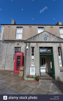 Stromness Museum Stromness | Islands of Orkney, Scotland. Stromness Museum on the corner of ...