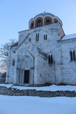 Studenica Monastery Southern Serbia | Interesting Flickr photos tagged studenica | Picssr
