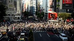 Suginami Animation Museum Tokyo | Tokyo Shibuya - Crossing The bussiest pedestrian crossing ever ...