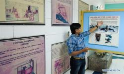 Sulabh International Museum of Toilets Delhi | In pics: Sulabh Int'l Museum of Toilets in New Delhi – Xinhuanet ...