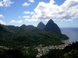 Sulphur Springs Soufrière & The Pitons | Sulphur Springs St. Lucia | CAROLYN'S SHADE GARDENS