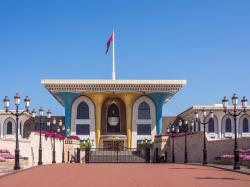 Sultan's Palace Muscat   Muscat, Oman - Nathan Winder