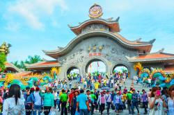 Suoi Tien Ho Chi Minh City | Suoi Tien Cultural Amusement Park - Ho Chi Minh City Attractions