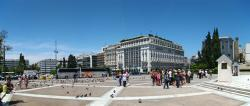 Syntagma (Constitution) Square Athens | 35 great photos of Syntagma Square in Athens Greece : Places ...