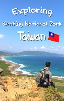 Taiwan's Southernmost Point Kenting National Park   25 best images about Visit Taiwan! on Pinterest   What would ...