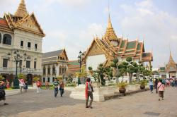 Talat Khlong Ong Ang Bangkok | The Grand Palace And Wat Phra Kaew(Temple Of The Emerald Buddha ...