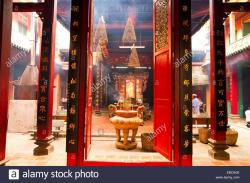 Tam Son Hoi Quan Pagoda Ho Chi Minh City | Tam Son Hoi Quan Pagoda in Ho Chi Minh City Vietnam Stock Photo ...