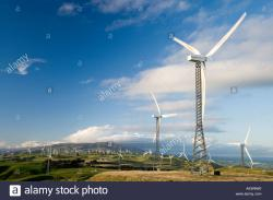 Tararua Wind Farm Around Palmerston North | Tararua Wind Farm Tararua Ranges near Palmerston North North ...