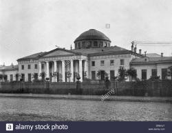 Tauride Palace & Gardens St Petersburg   Tauride Palace, St Petersburg, Russia Stock Photo, Royalty Free ...