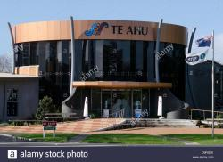 Te Ahu Centre Kaitaia | Te Ahu Centre which includes a tourist information centre, library ...