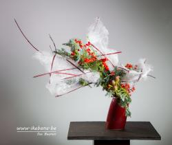 Telecom Center Tokyo | Sign up for a Free Weekly Ikebana Newsletter by Ilse Beunen ...