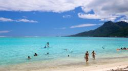 Temae Beach Mo'orea | Beach Pictures: View Images of Moorea